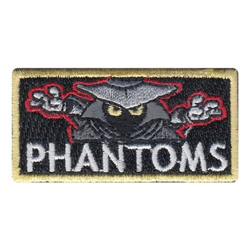 Bombardier Aerospace Global 7000 Phantoms Pencil Patch