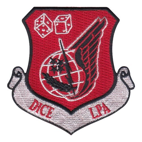 90 FS Dice LPA Patch