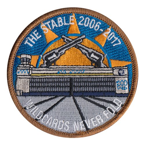 HSC-23 The Stable 2006 - 2017 Patch