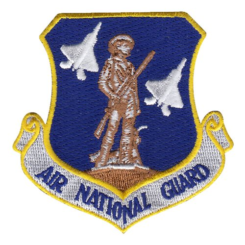 ANG F-22 Raptor Patch