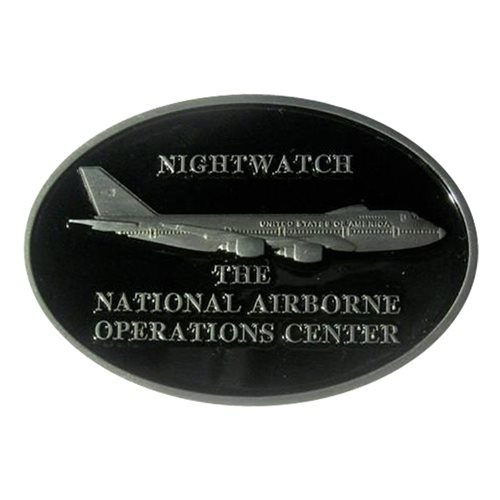 NAOC Nightwatch Challenge Coin