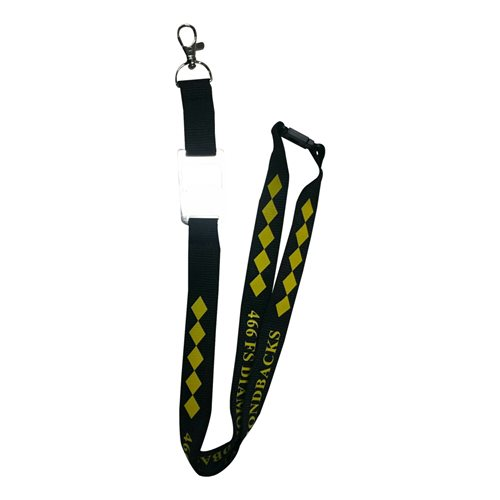 466 FS Diamondbacks Lanyard