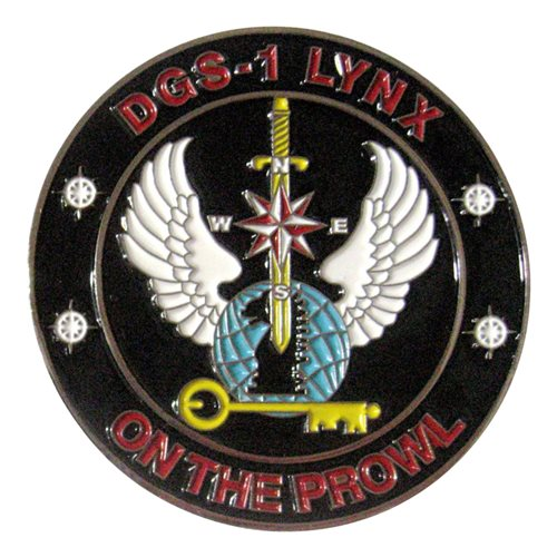 497 OSS Challenge Coin
