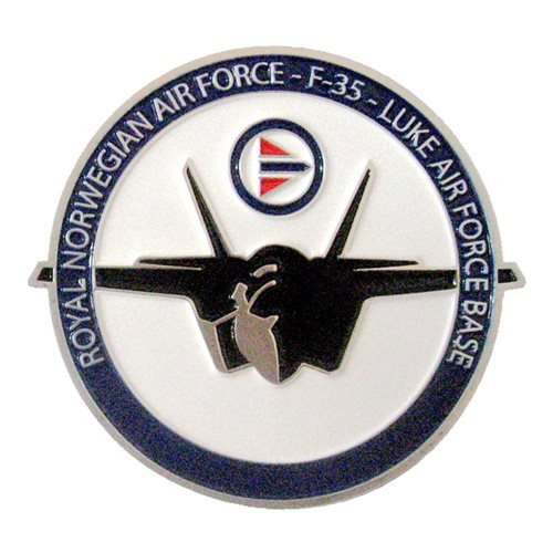 Royal Norwegian Air Force F-35 Challenge Coin