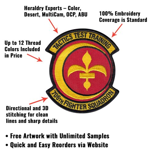 military squadron morale custom patches free artwork