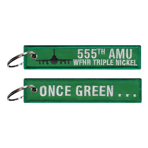555 AMU Key Flag