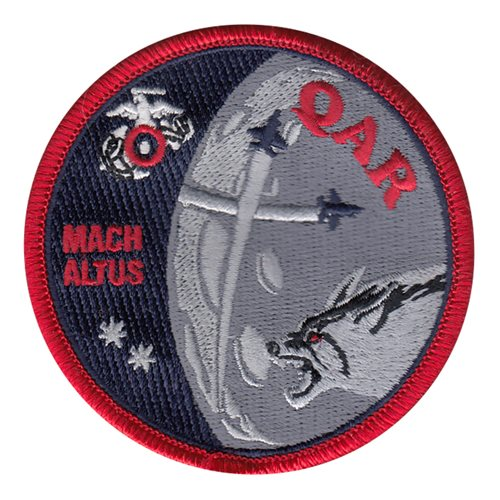 VMFA-122 QAR Patch