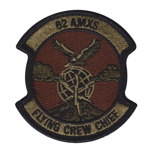 62 AMXS Flying Crew Chief OCP Patch