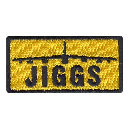 11 BS JIGGS Pencil Patch
