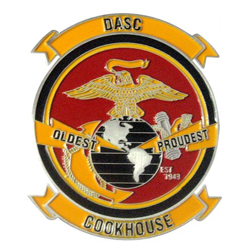 MASS-2 PACIFIC Vagabonds Challenge Coin - View 2