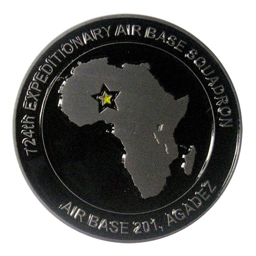 724 EABS Logistics Readiness Flight Coin - View 2