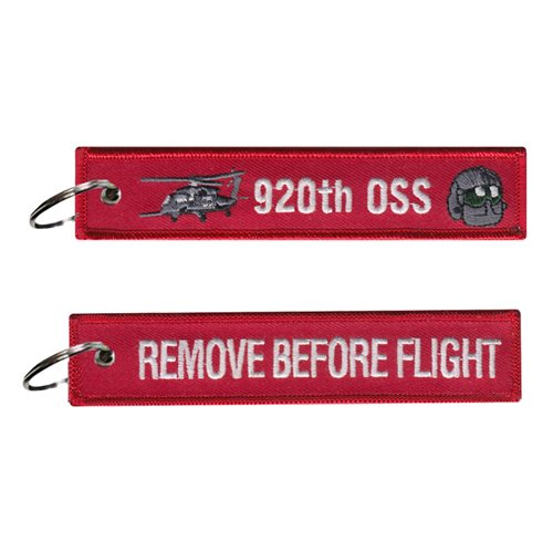 920 OSS Key Flag