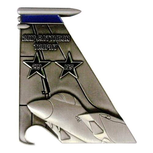 492 FS F-15E Tail Flash Bottle Opener - View 2