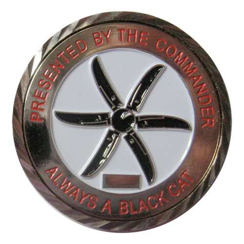 41 AS Custom Air Force Challenge Coin - View 2