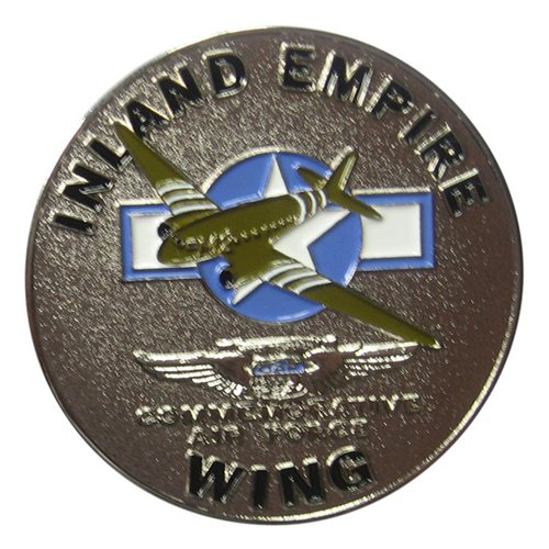 High Quality IEW Custom Air Force Challenge Coin - View 2