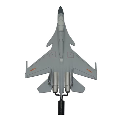Chinese Air Force J-15 Briefing Stick - View 5