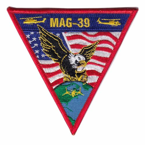 MAG-39 Friday Fun Patch