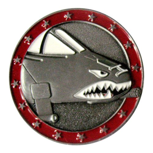 476 MXG Vanguard Excellence A-10 Challenge Coin - View 2