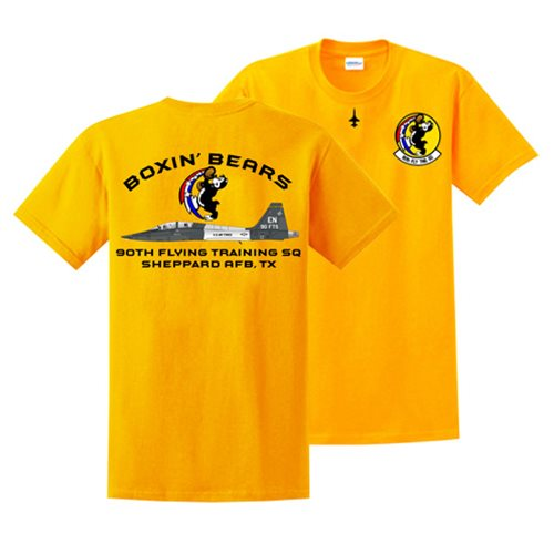 90th FTS Shirts  - View 2