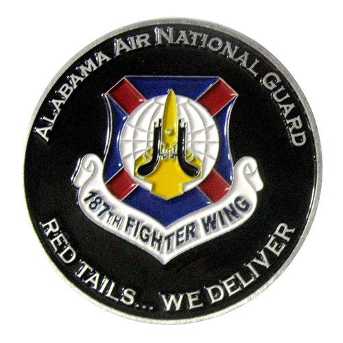 187 FW Challenge Coin