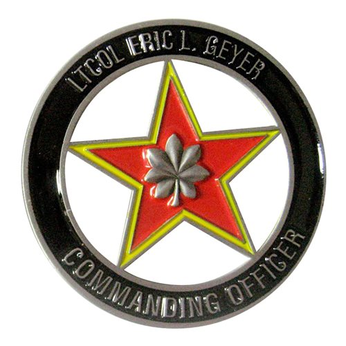 VMFT-401 Commanding Officer Challenge Coin - View 2