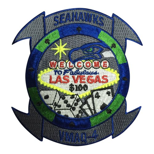 VMAQ-4 Las Vegas Patch