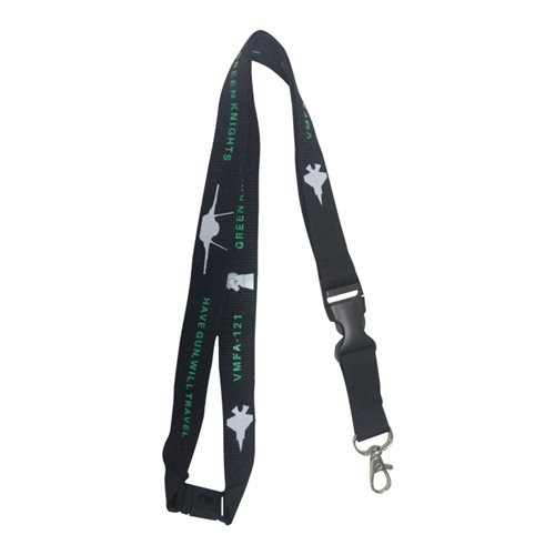 VMFA-121 Green Knights Lanyard