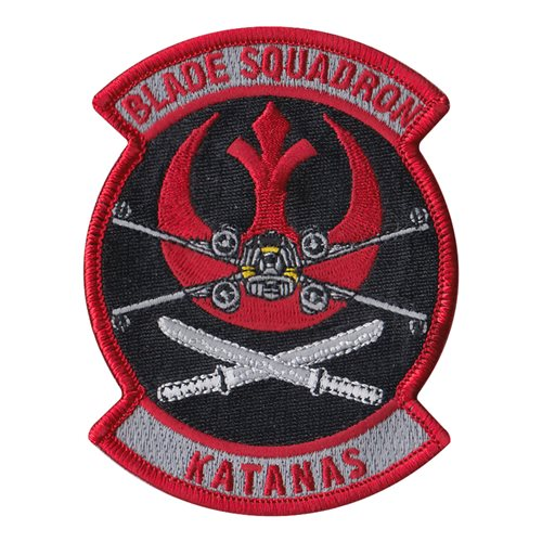 T-65B X iron on embroidery patch Wing Squadron inspired empired patch applique embroidered patch