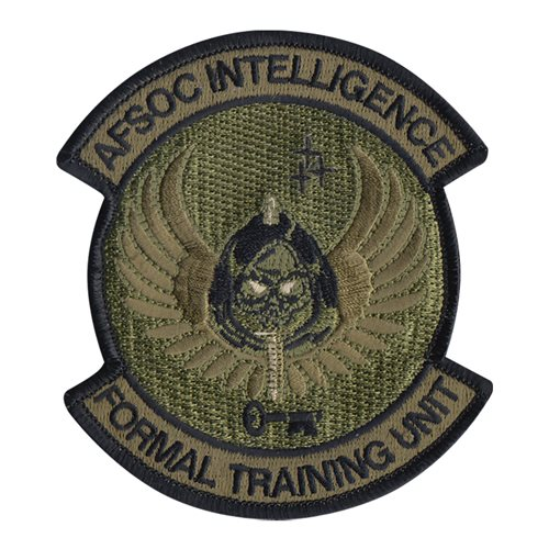 AFSOC IFTU OCP Patch