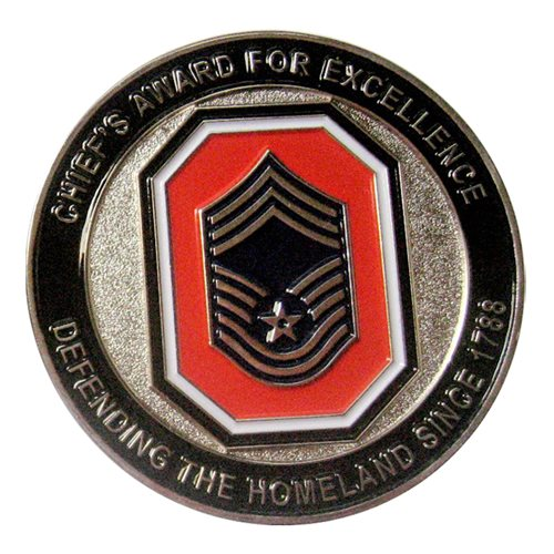 178 WG Chief Challenge Coin - View 2