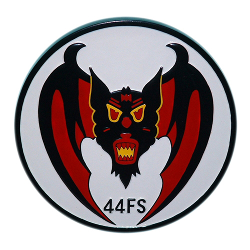 44 FS Custom Plaque