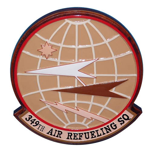 349 ARS Custom Wall Plaque