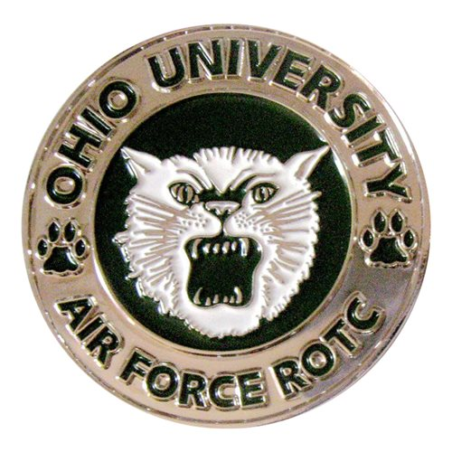 AFROTC Det 650 Ohio University Challenge Coin
