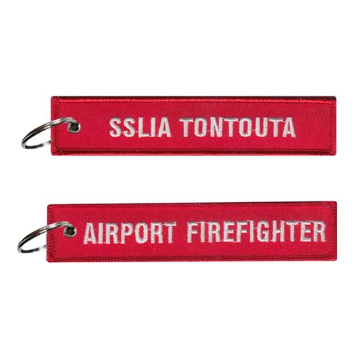 SSLIA Airport Fighter Keyflag