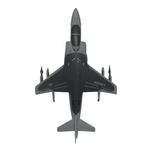 VMA-231 AV-8B Custom Airplane Model  - View 5