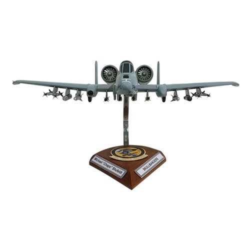 Design Your Own A-10 Thunderbolt II Custom Airplane Model - View 4