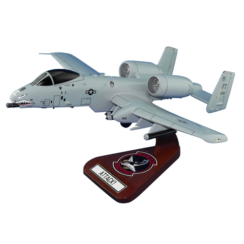 75 FS A-10 Custom Airplane Model