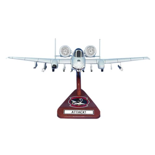 75 FS A-10 Custom Airplane Model  - View 4