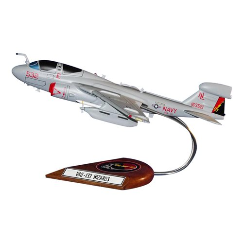 VMAQ-133 EA-6B Custom Airplane Model  - View 2