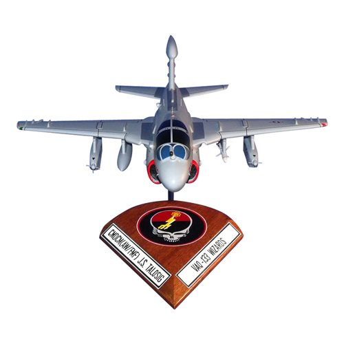 VMAQ-133 EA-6B Custom Airplane Model  - View 3