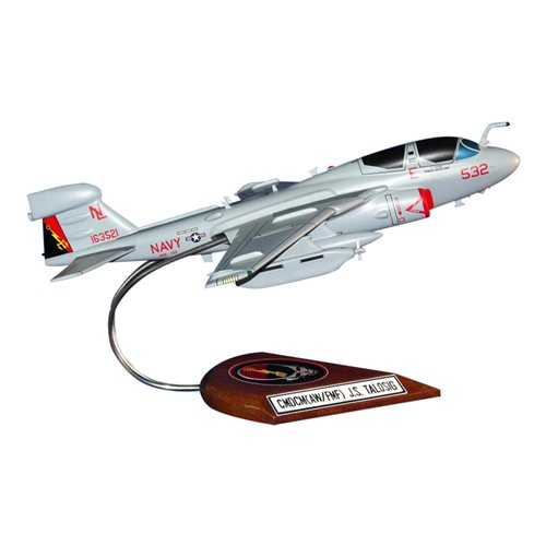 VMAQ-133 EA-6B Custom Airplane Model  - View 4