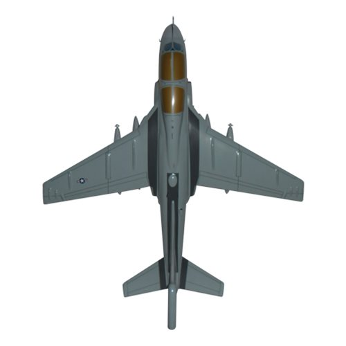 VMAQ-133 EA-6B Custom Airplane Model  - View 5