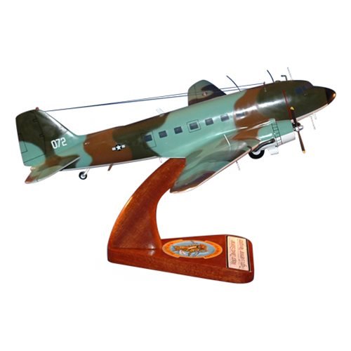 361 TEWS EC-47P Skytrain Custom Airplane Model  - View 3