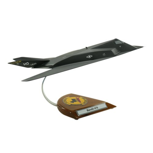 8 FS F-117 Nighthawk Custom Aircraft Model  - View 5