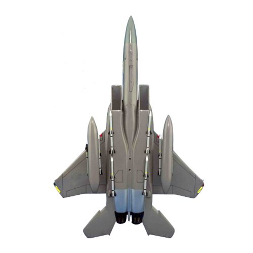12 FS F-15C Custom Airplane Model  - View 5