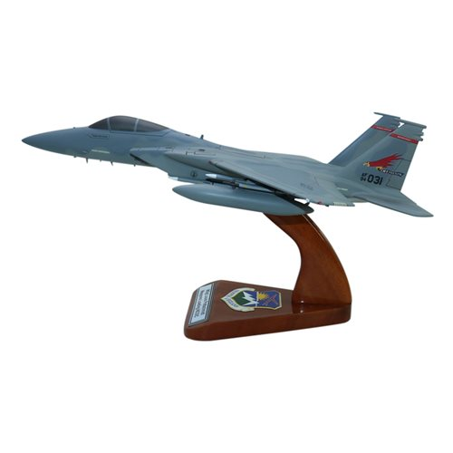 Design Your Own F-15C Eagle Custom Airplane Model - View 2