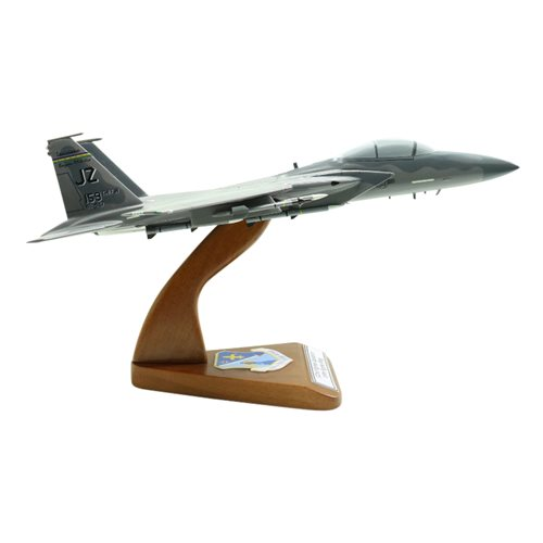 Design Your Own F-15C Eagle Custom Airplane Model - View 5