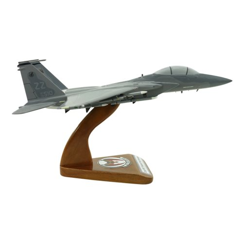 Design Your Own F-15C Eagle Custom Airplane Model - View 6