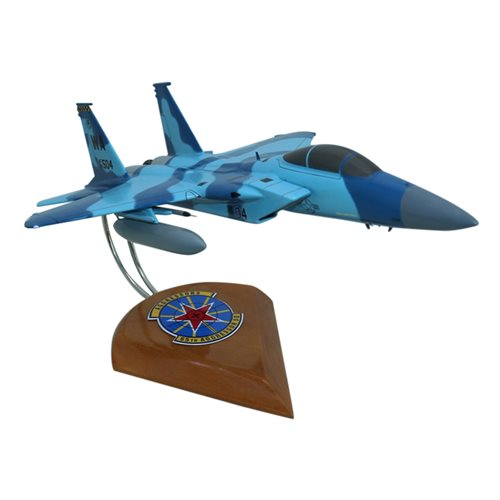 Design Your Own F-15C Eagle Custom Airplane Model - View 7