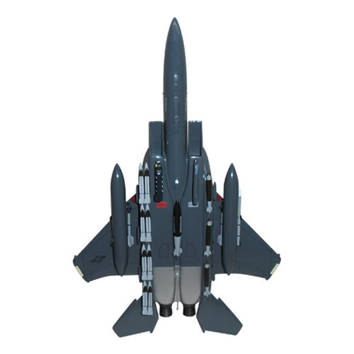 492 FS F-15E Custom Airplane Model  - View 5